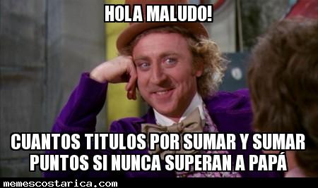 MALUDOS